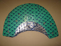 Ремкомплект седла JoSeat (накладки) 37CW, ERW (производство Sampa) (арт. 095.564), AGHZX