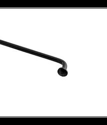 Спица стальная 280mm 14G CN с хромир. нип. 16мм черн. (100шт)