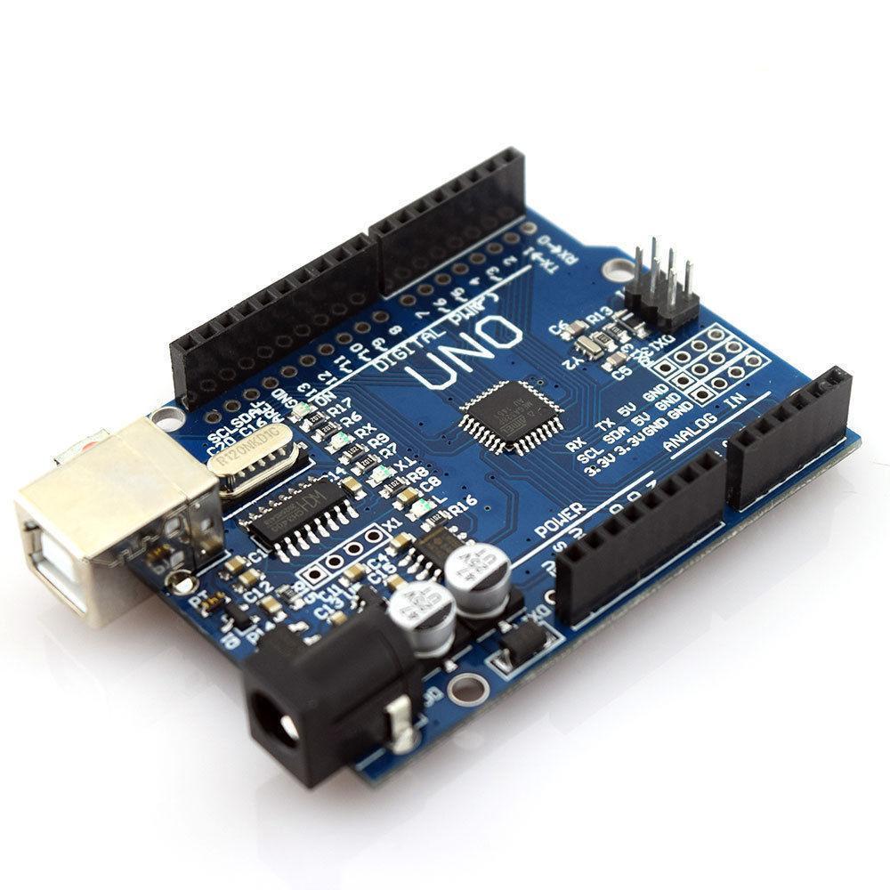 Контроллер модуль Arduino Uno R3 MEGA328P CH340G