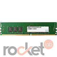Модуль памяти для компьютера (ОЗУ) DDR4 4GB 2400 MHz Apacer (AU04GGB24CETBGH)