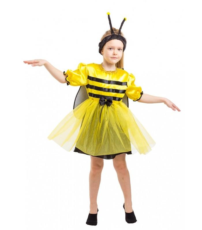Карнавальный костюм Пчелки для девочки (4-7 лет)