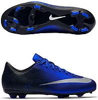 Детские футбольные бутсы Nike JR Mercurial Victory V CR7 FG 684848 404