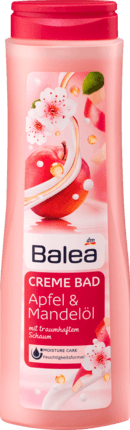 Крем-пена для ванны Balea Apfel & Mandelöl, 750 ml.