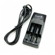 Зарядное устройство 2x18650, 16340 TrustFire TR-001 (TR001)