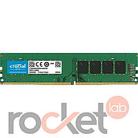 Модуль памяти для компьютера (ОЗУ) DDR4 4GB 2400 MHz MICRON (CT4G4DFS824A)