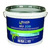 Bostik KU 320 Универсальный акриловый эмульсионный клей для напольных покрытий (20 кг)