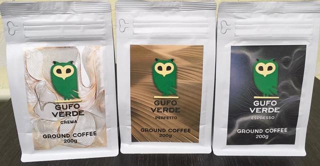 Кофе GUFO VERDE