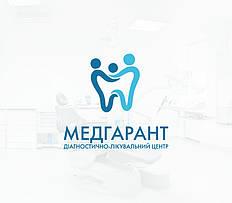 Логотип для стоматологии 1