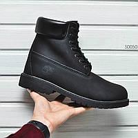 Мужские зимние ботинки Timberland. Оплата при получении!