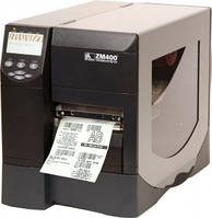 Промышленный принтер этикеток Zebra ZM400