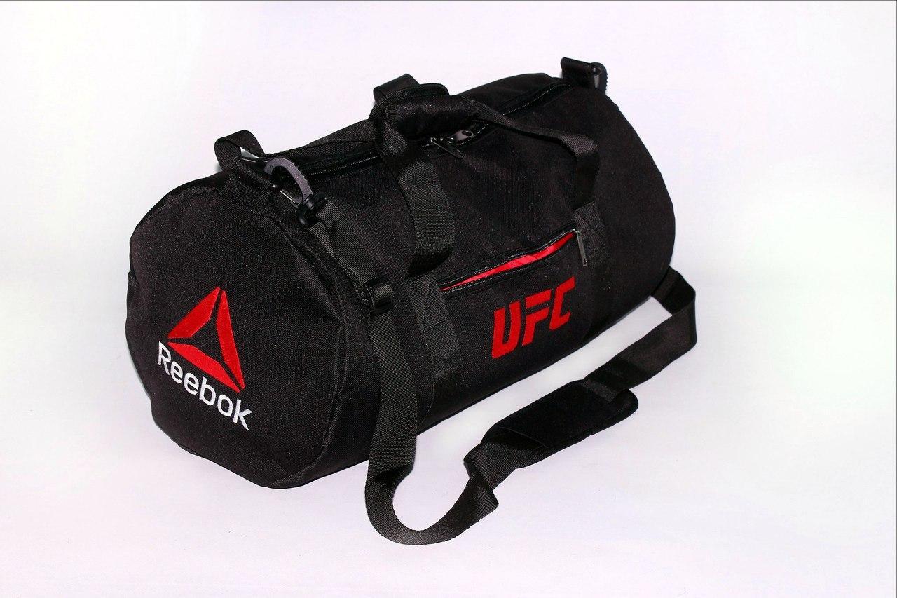 Спортивная сумка - тубус Reebok - UFC
