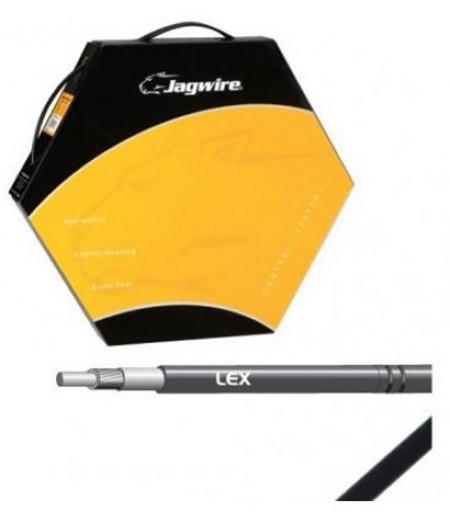 Рубашка переключателей 200м JAGWIRE 20A0007 диам-4мм LEX (+колпачки 1000 шт) черн.
