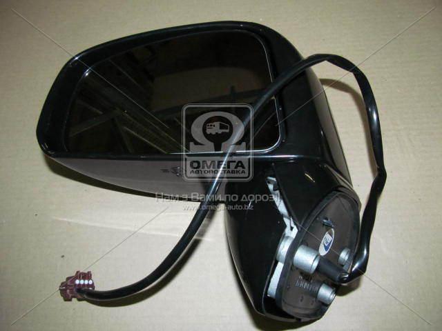 Зеркало левое Nissan TIIDA 05- (производство TEMPEST) (арт. 370400401), rqb1