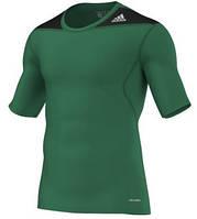 Футболка компрессионная Adidas Tech Fit Base SS