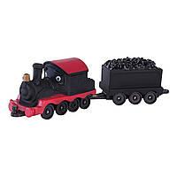 Паровозик Пит и вагончик с углем, Chuggington (JW38500/38506)