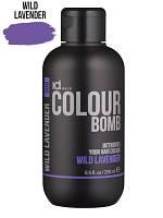 Тонирующий бальзам для волос лавандовый IdHair Colour Bomb Wild Lavender