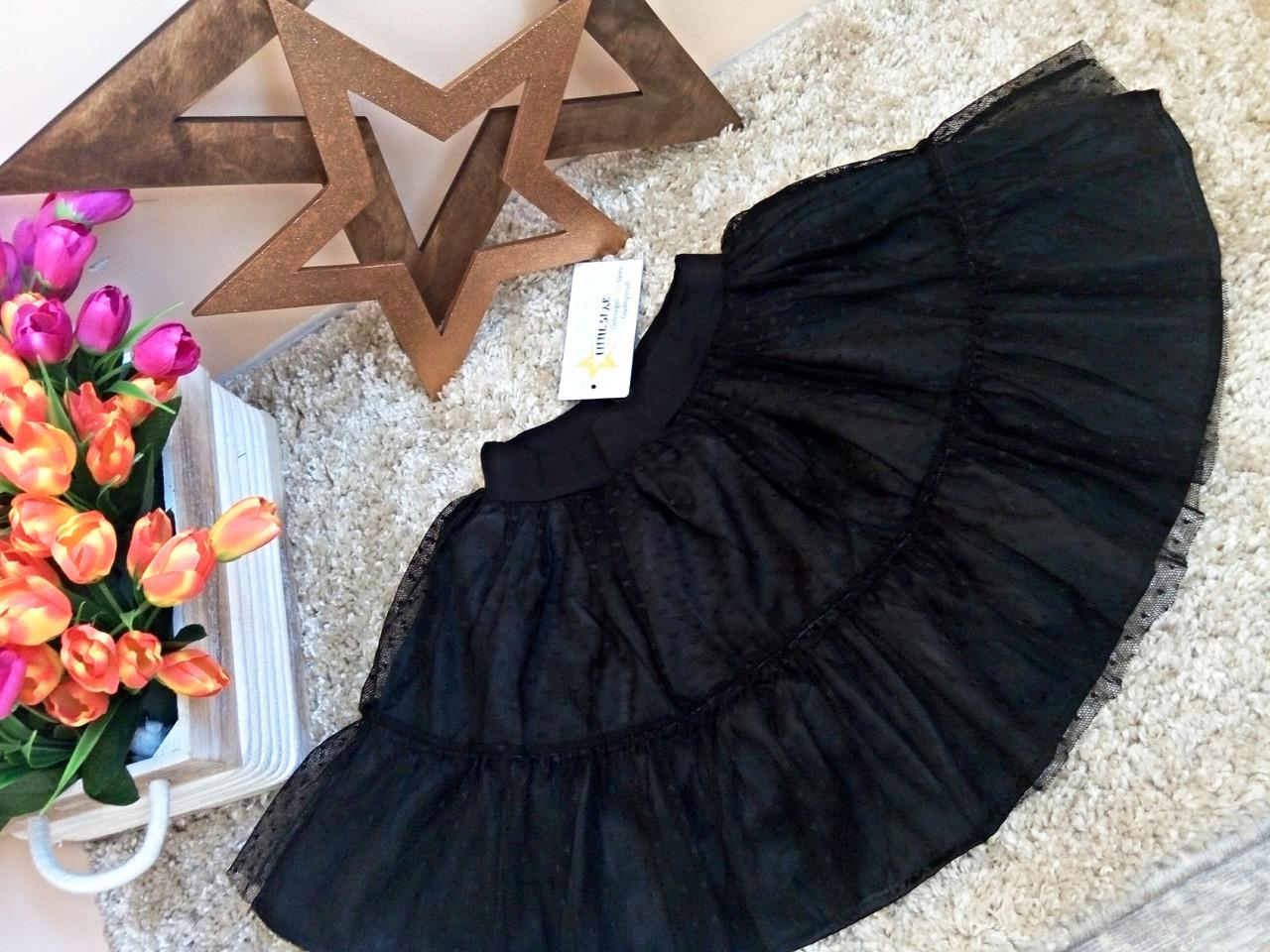 Фатиновая юбка Оптом и в розницу Турция 5-13 лет  от Little star