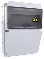 BD2-2000-0000 Комбинированный щиток под автоматы и розетки 220x300x120 BEMIS