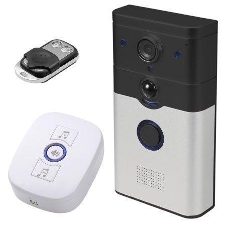 ТОП ВЫБОР! Видеонаблюдение, видеоглазок, видеозвонок, домофон, видеодомофон, умный видеозвонок, Wi-Fi Smart Doorbell, видеозвонок Wi-Fi Smart - VeLife в Закарпатской области