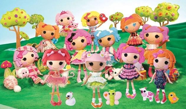 Куклы Lalaloopsy Лалалупси