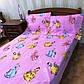Комплект полуторного постельного белья Диснеевские принцессы из бязи Тиротекс, фото 3