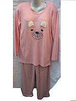 Пижама женская (интерлок) Турция от склада оптом 7 км Одесса