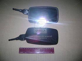 Зеркало боковое левое плоское ВАЗ 2105-2106-2107 (производство ДААЗ) (арт. 21050-820105000), AAHZX