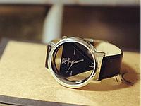 """Часы """"Геометрия Black"""", фото 1"""