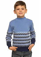 Зимний свитер на мальчика Джордж (4-8 лет)