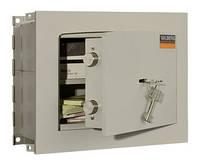 Встраиваемый сейф   AW-1 2715. Вес:11 кг., Высота*Ширина*Глубина 270x330x150 мм.