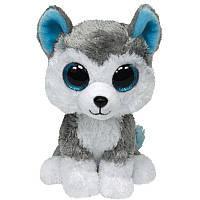 Мягкая игрушка TY Beanie Boos Хаски Slush, 15 см (36006)