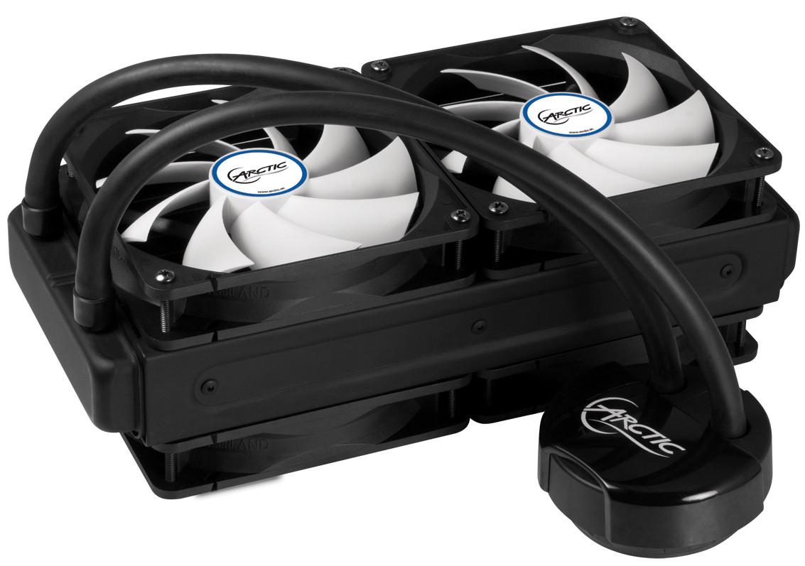 """Система жидкостного охлаждения Arctic Liquid Freezer 240 (ACFRE00013A) """"Over-Stock"""""""