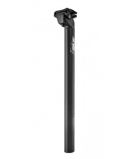 Подседельная труба PRIDE 30,4x350mm, offset 0, черная