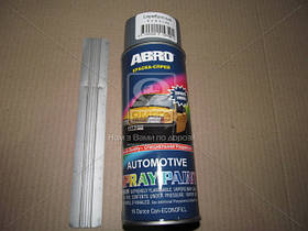 Краска серебро Лада спрей 473мл ABRO (арт. SP-640)