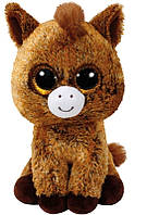 Игрушка мягкая TY Beanie Boos Пони HARRIET, 15 см