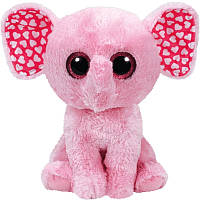 Мягкая игрушка TY Beanie Boos Слоненок Sugar, 25 см (37089)