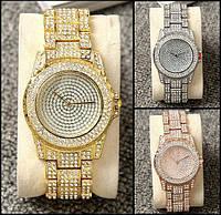 Женские наручные часы с камнями, фото 1