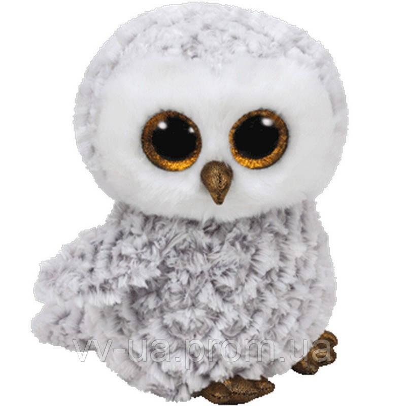 Мягкая игрушка TY Beanie Boos Сова Owlette, 25 см (37086)