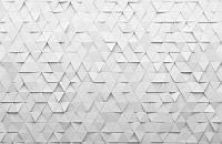 3D фотообои: Треугольная мозаика