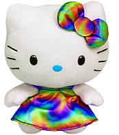 Игрушка мягкая TY Beanie Buddies Hello Kitty перламутр, 30 см