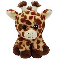 Мягкая игрушка TY Beanies Жираф Peaches, 15 см (41199)