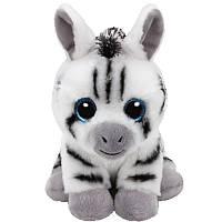 Мягкая игрушка TY Beanies Зебра Stripes, 15 см (41198)