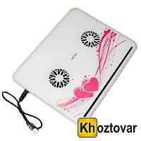 Подставка для охлаждения ноутбука Notebook Cooling Pad
