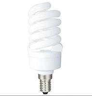 Компактная люминесцентная лампа T2 Full-spiral 15Вт 4100К Е14