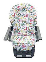 Чехол на стульчик для кормления Chicco polly magic C 2512