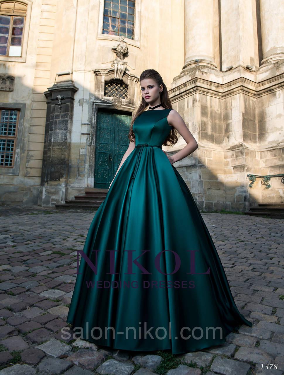 Вечернее, выпускное платье 13-78