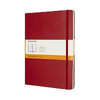 Книга записная Moleskine Classic большая, тверд.обл., красный, линия (QP090F2)