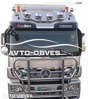 Держатель под противотуманные фары для MB ACTROS MP2  -> Новая услуга - установка диодов