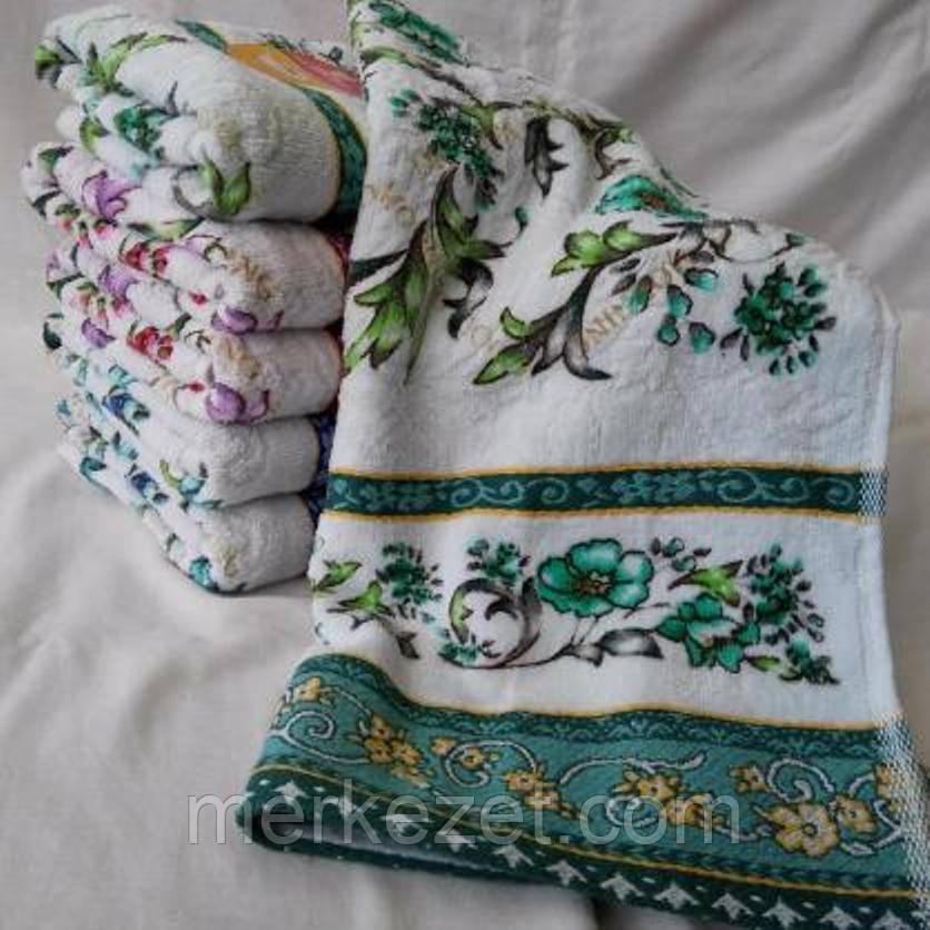 """Полотенце для лица и рук. Метровое махровое полотенце """"Дафо"""""""