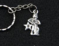 "Брелок для ключей знаки зодиака ""Водолей"""